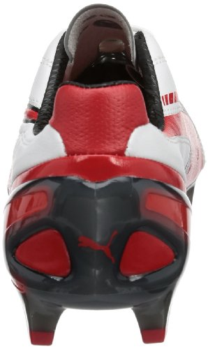 Rouge FG football homme de SL Red King Puma Chaussures 0xZ1E1q