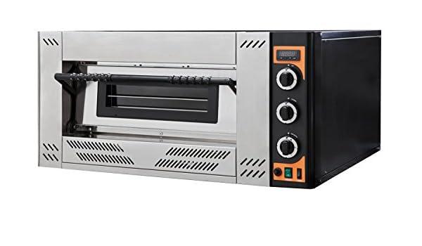 GAS Line 6 FG Prismafood Premium - Horno de gas para pizzas (6 x 30 cm): Amazon.es: Grandes electrodomésticos