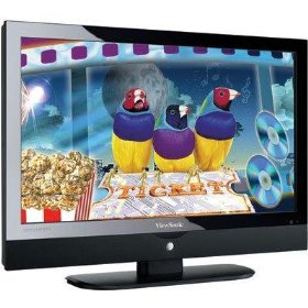 Viewsonic N4285P 42 Inch Widescreen 1080P LCD HDTV with Dual Hdmi Inputs