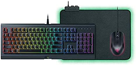 BUNDLE RAZER HOLIDAY TECLADO CYNOSA CHROMA + RATON ABYSSUS ...