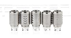 Authentic SmokTech TFV4 Replacement TF-CLP2 Coil Head (5-Pack) , 0.35ohm (30-90W)
