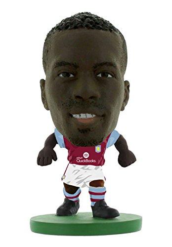 Soccerstarz - Aston Villa Idrissa Gueye - Home Kit (2016 Version) /figures