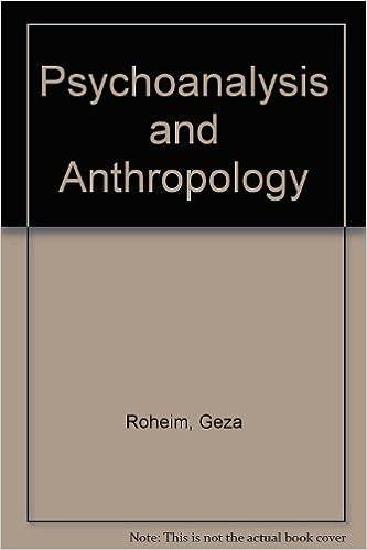 Buenos libros de descarga de libros electrónicos.Psychoanalysis and Anthropology (Spanish Edition) PDF