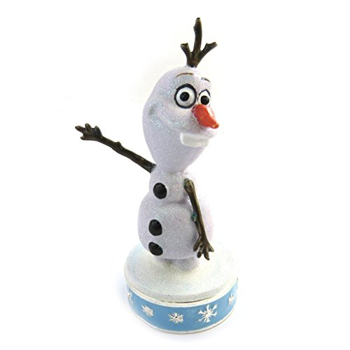 Jewellery box 'Frozen- Reine Des Neiges'blue (olaf).
