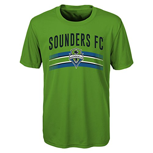 "MLS Youth Boys Short Sleeve ""Arch"" Performance Tee – DiZiSports Store"