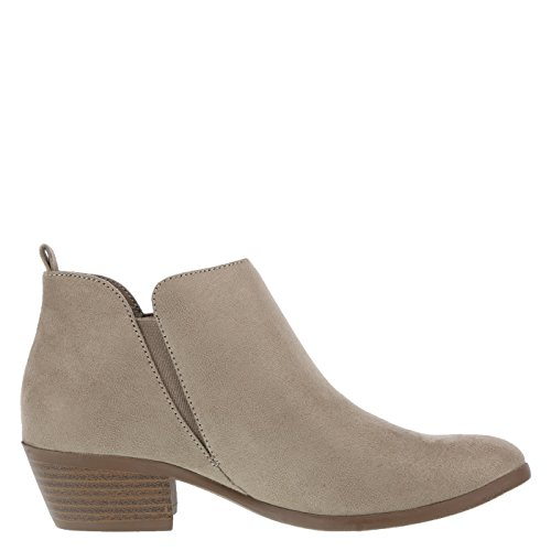 Lower East Side Para Mujer Shannon Botaie Tan Suede