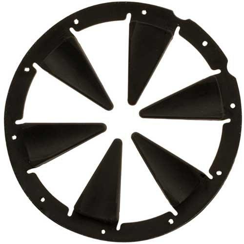 Exalt Dye Rotor Paintball Loader FeedGate - Black by Exalt