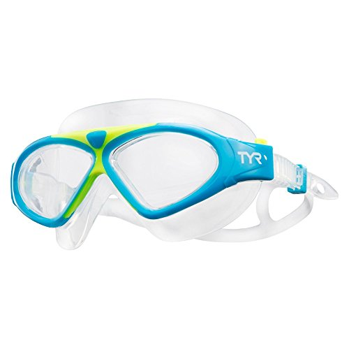 TYR Magna Swim Mask Goggles, -