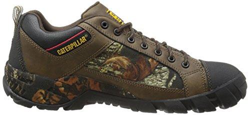 Caterpillar Menns Hoit Arbeid Boot Kamuflasje