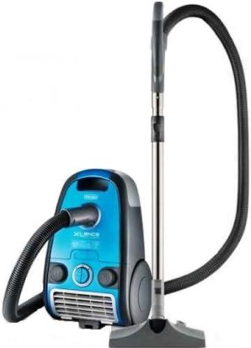 DeLonghi XTL7040 - Aspiradora (2000 W, Aspiradora cilíndrica, Bolsa para el polvo, 4 L, Negro, Azul, HEPA): Amazon.es: Hogar