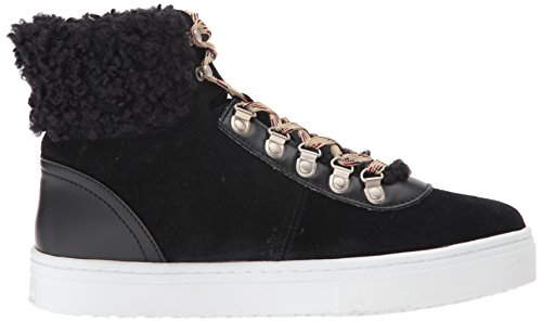 Sam Edelman Womens Luther Sneaker Black