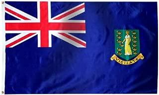 product image for British Virgin Islands Flag 6X10 Foot Nylon