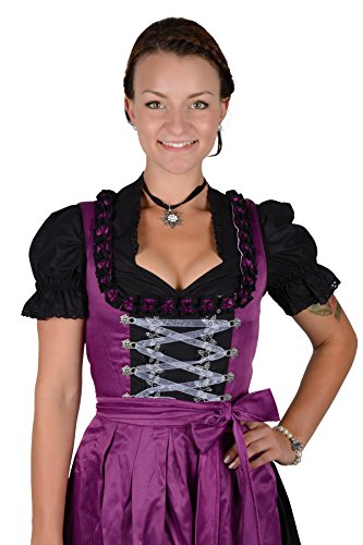 Traditional German Dress (Authentic bavarian Dirndl dress