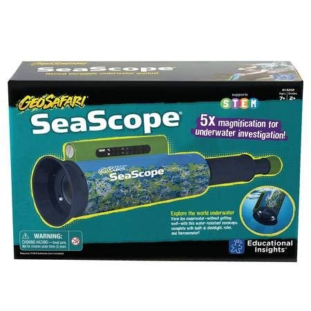 ToyPlaya GeoSafari SeaScope