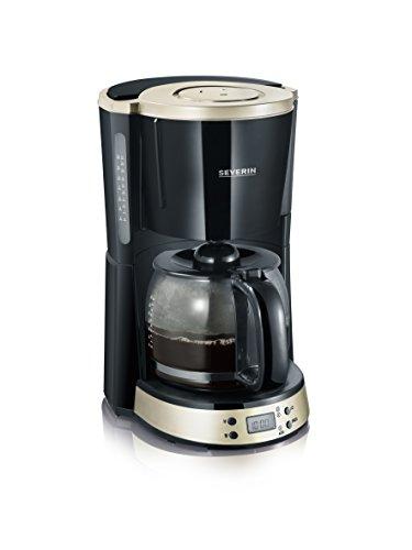 Severin KA4190 Koffiezetapparaat met Timer Zwart