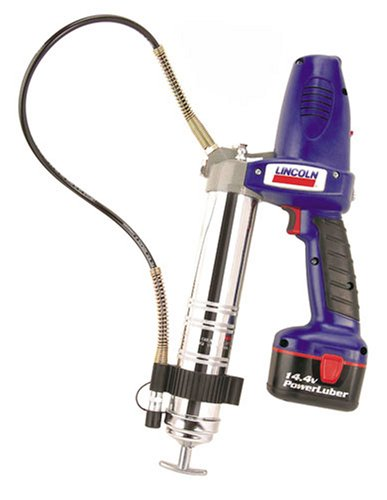 Lincoln Lubrication 1442 14.4 Volt Powerluber Kit - 1 Battery by Lincoln Electric