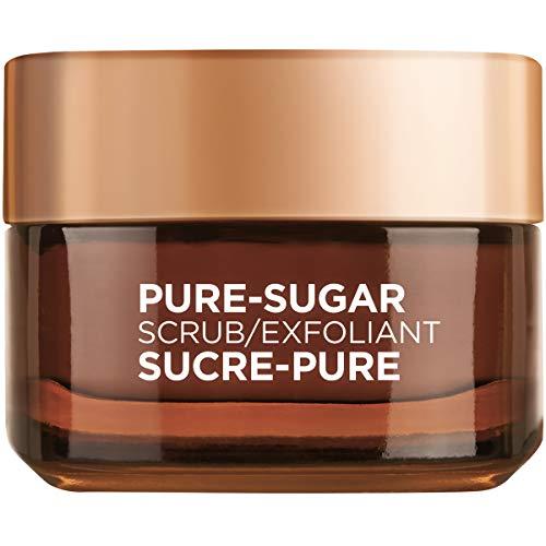 (L'Oréal Paris Pure Sugar Scrub Nourish & Soften, 1.7)
