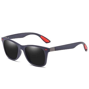LJTJX Gafas de Sol polarizadas clásicas Hombres y Mujeres ...