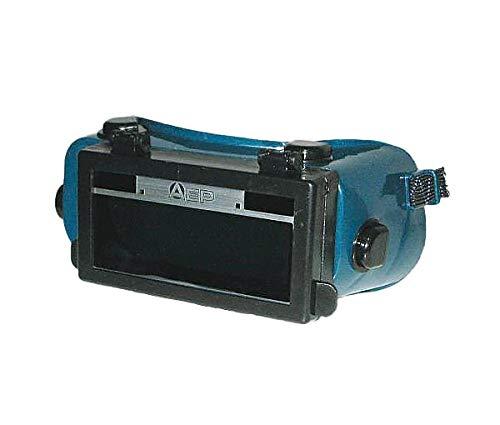 アズワン 液晶式自動遮光溶接面 ゴーグル型/3-1779-03 ゴーグル型  B07FSXPLB8