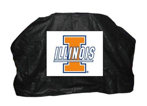 NCAA Illinois Fighting Illini 59-Inch Grill Cover