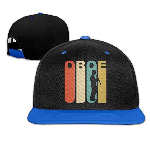 Liciwem Retro Oboe Adjustable Baseball Plain Cap Hip Hop