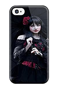Kimberly York's Shop New Style Rugged Skin Case Cover For Iphone 4/4s- Eco-friendly Packaging(crying Anastasia) 5361933K58440046