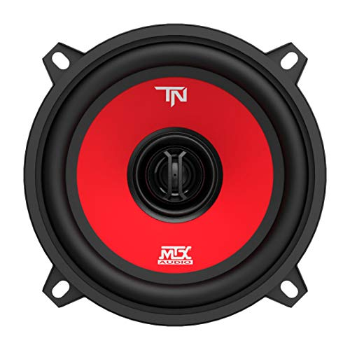 35w Speaker - MTX TERMINATOR5 35 Watt RMS 2 Way Polypropylene Coaxial Car Speakers, Pair