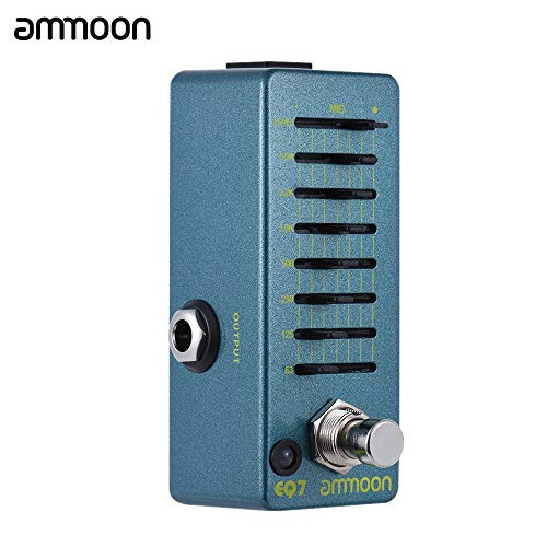 ammoon EQ7 Mini Guitar