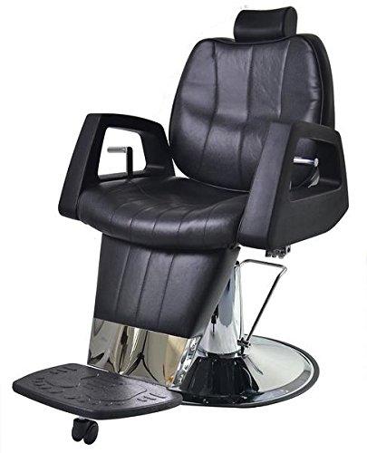 Barberpub-All-Purpose-Hydraulic-Recline-Barber-Chair-Salon-Beauty-Spa-Shampoo-Hair-Styling