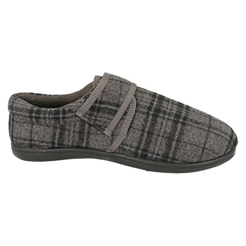 Clarks King Strap Grey Fabric Gris