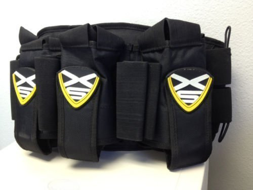 Paintball Belt XSV Professional Harness with 3 Pack for Pods - Limited Edition by XSV Professional