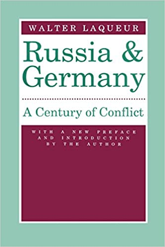 Amazon.com: Russia and Germany: A Century of Conflict ...