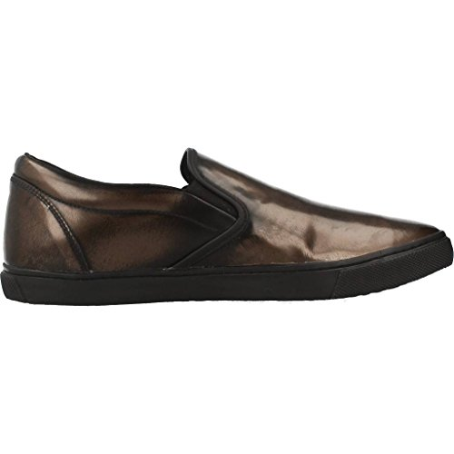 Geox Casual Shoes for Men, Colour Brown, Brand, Model Casual Shoes for Men U Smart Brown Brown