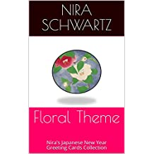 Floral Theme: Nira's Japanese New Year  Greeting Cards Collection