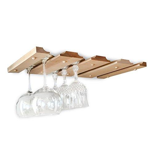 wine rack glass hanger - 9
