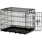 Precision Pet'ProValu,' Double Door Dog Crate