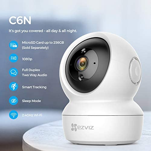 EZVIZ Indoor Security Camera 1080P