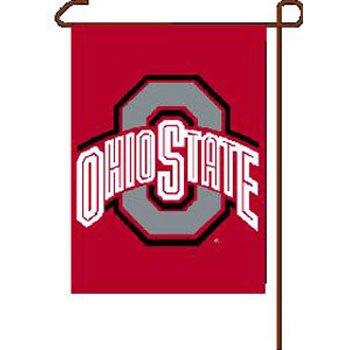 "NCAA Ohio State Buckeyes Garden Flag, 11""x15&…"