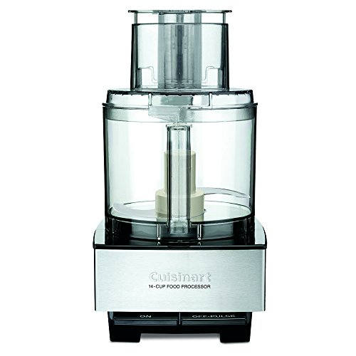 Cuisinart DFP 14BCNY Processor Brushed Stainless