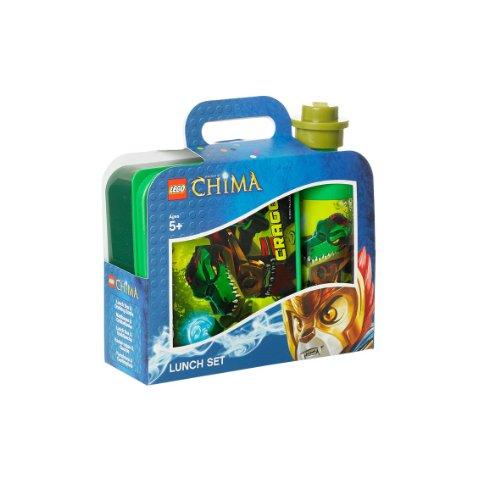LEGO Legends Chima Lunch Green
