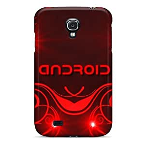 [PegyUuW2566WiVDI] - New Android Design Red Protective Galaxy S4 Classic Hardshell Case