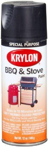 - Krylon 1618 BBQ and Stove Paint by Krylon