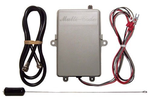 300 Receiver - MULTI-CODE 1099-50 Garage Door Opener or Gate 12 Volt Receiver 1 Channel 300MHz or 310MHZ by Linear