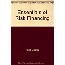 Essentials of Risk Financing