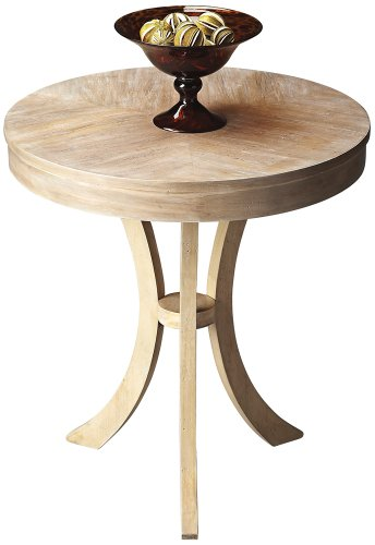 Butler Specialty Company Side Table, Driftwood Butler Specialty Company Pedestal