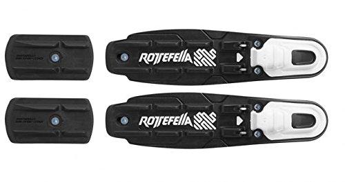 Madshus Rottefella Basic Ski/Bulk, Black/White, One Size, N1502027010