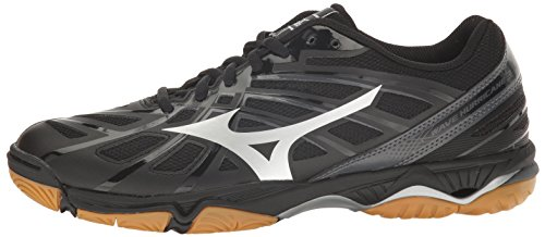 6e3eabfa0b41 Mizuno Women's Wave Hurricane 3 Volleyball-Shoes