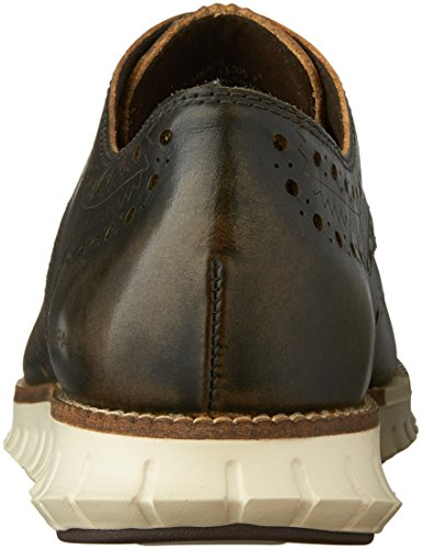 clearance best wholesale Cole Haan Men's Zerogrand Wing Ox Leather Oxford Java Leather/Ivory cheap sale visit explore cheap price cheap sale shopping online 34DXi
