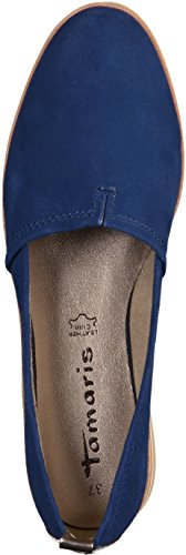 Tamaris 1-24205-28 / 805 Scarpa Mezza Pantofola Donna Blu