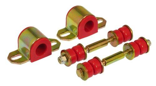 Prothane 7-1132 Red 24 mm Rear Sway Bar Bushing Kit
